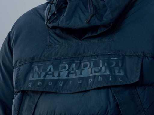Napapijri designs 100% recyclable jacket