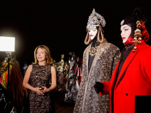 My London: Paula Wallace – Founder of the Savannah College of Art and Design