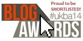 London Life UK proud to be shortlisted for the UK Blog Awards 2014