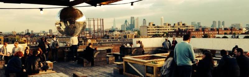 Rooftop Brewing at Netil 360 Saturday, 5th July in Hackney 6