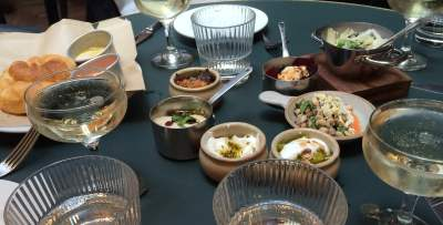 The Palomar - Restaurant Review - A Home From Home From Home? 23