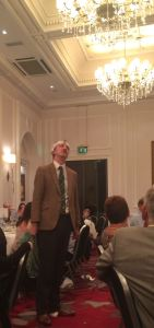 faulty towers: a very, very funny dining experience