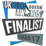 UK Blog awards finalist 2017