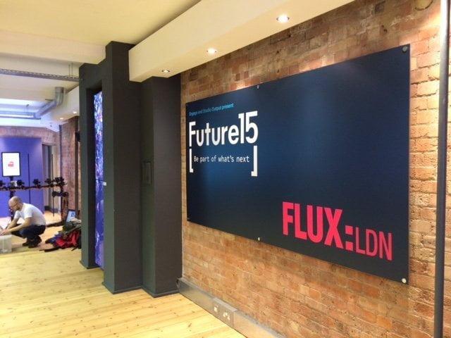 Experiencing London's Future Tech at Future15 6