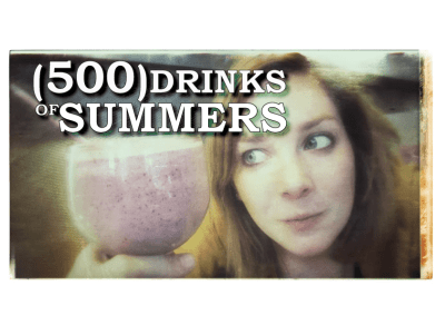 500 Drinks of Summers - Getting round London one drink at a time 12