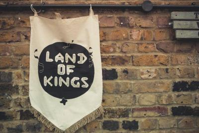 Land Of Kings Returns - 3rd May - Dalston's Resident Festival Of Music & Arts 20