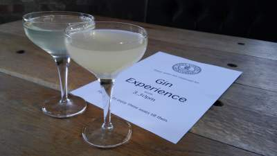 Shake Rattle and Stir's Gin Experience - Review 14