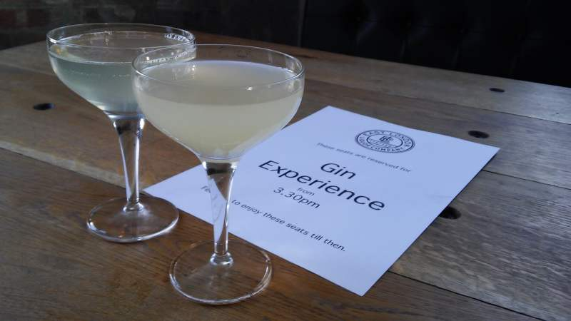 Shake Rattle and Stir's Gin Experience - Review 6