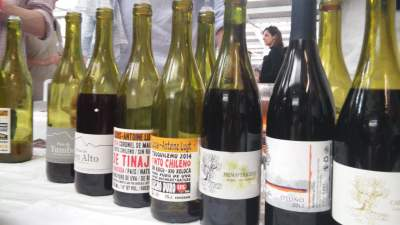 RAW WINE FAIR