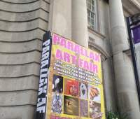 Parallax Art Fair - July 25 & 26th - Review 3