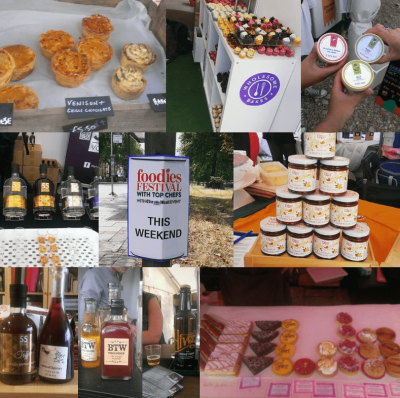Foodie Festival - Clapham Common - Review 15