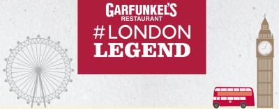 Garfunkel's #LondonLegend Tour 22