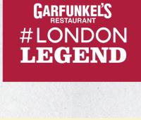 Garfunkel's #LondonLegend Tour 91
