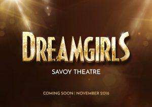 dreamgirls west end show