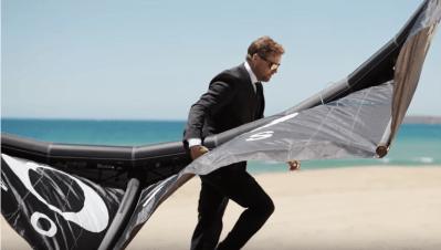 Daredevil Alex Thomson's latest stunt - The Skywalk 13