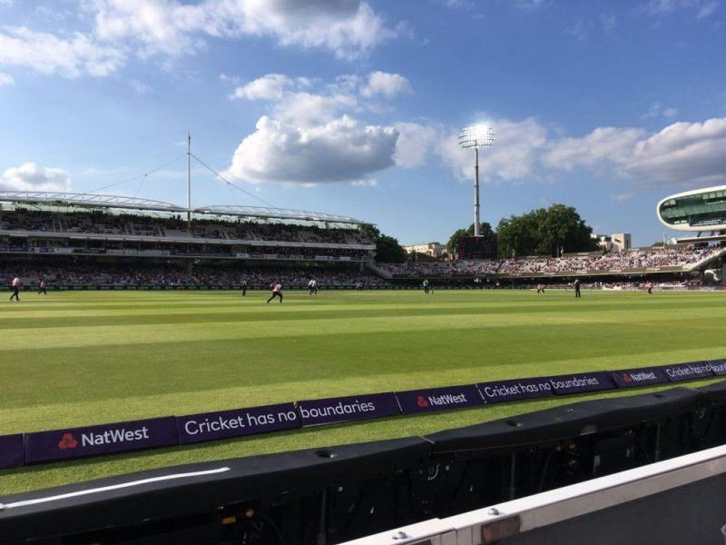 Middlesex vs Surrey T20 Blast, Lord's Cricket Ground, 13th July 2017 12