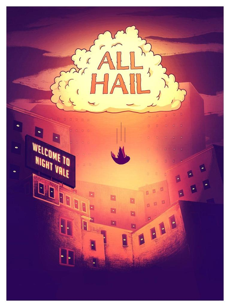 Welcome To Night Vale preview - London 1st October 8