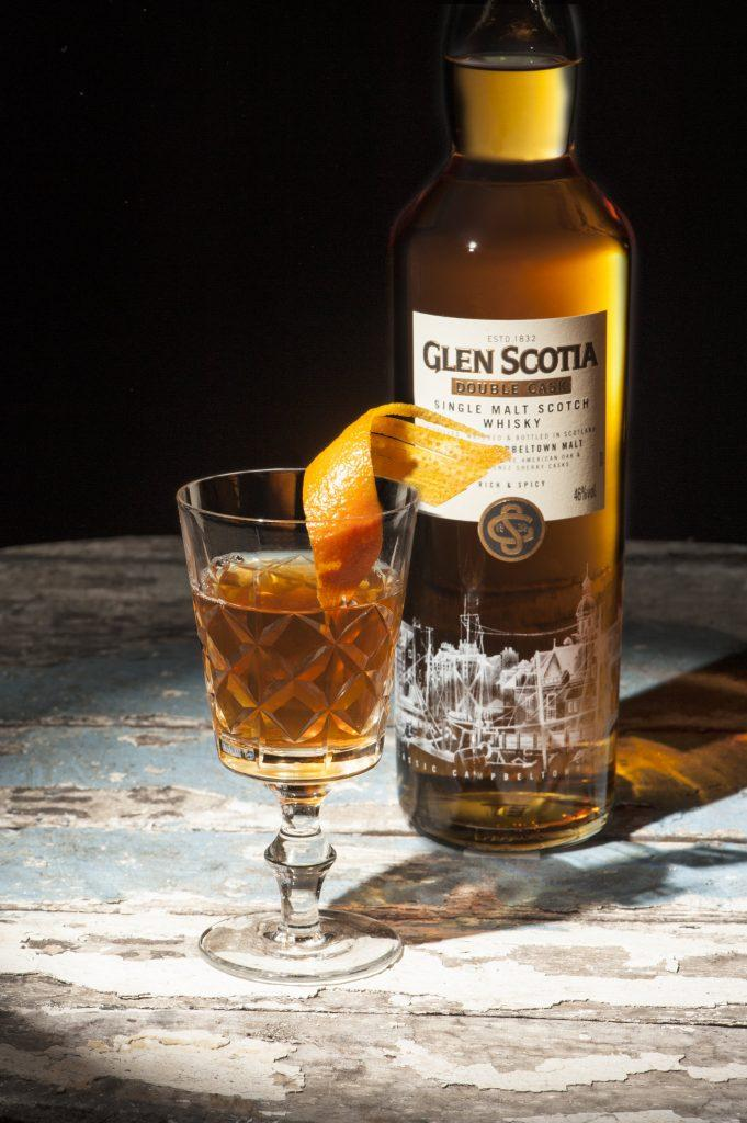 Glen Scotia Proud Mary cocktail