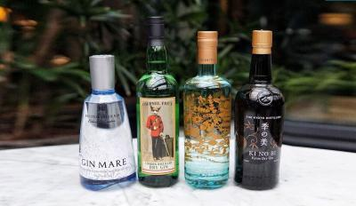 G&T Pop-Up at The Hoxton, Shoreditch Toasts World Gin Day | 6th – 9th June 24