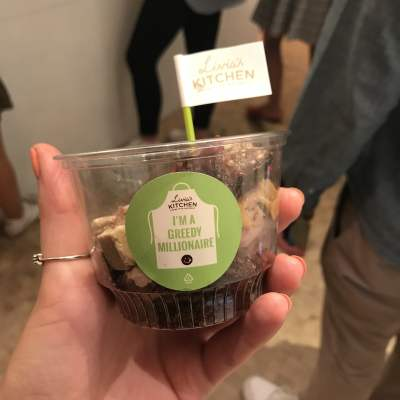Visit Livia's Kitchen Vegan Dessert London Pop Up 16