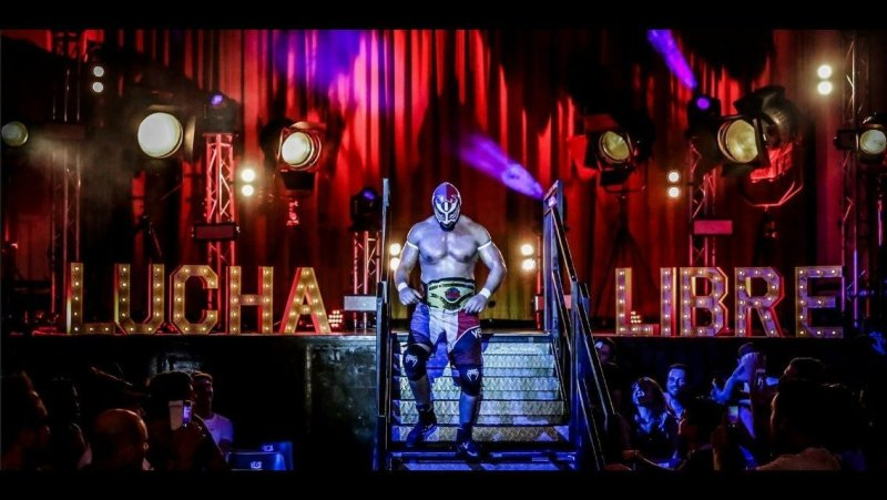The Greatest Show of Lucha Libre - Preview 18