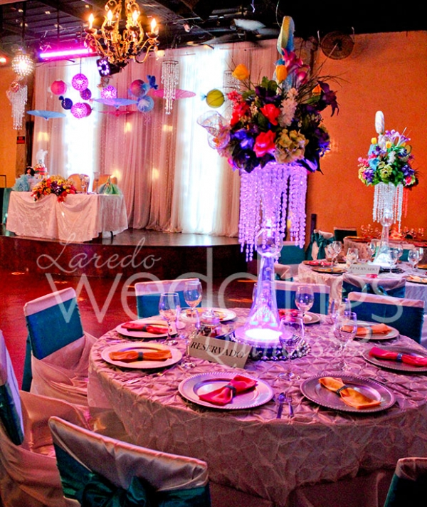 Candyland Quince At San Rafael Laredo Weddings And Quinces
