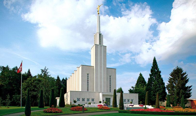 Bern Switzerland LDS Temple