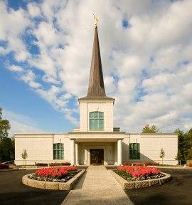 Helsinki Finland LDS Temple