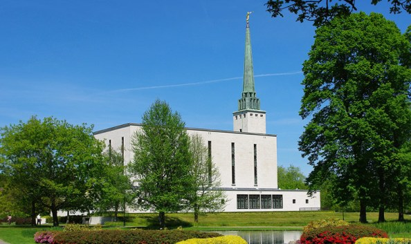 London England LDS Temple