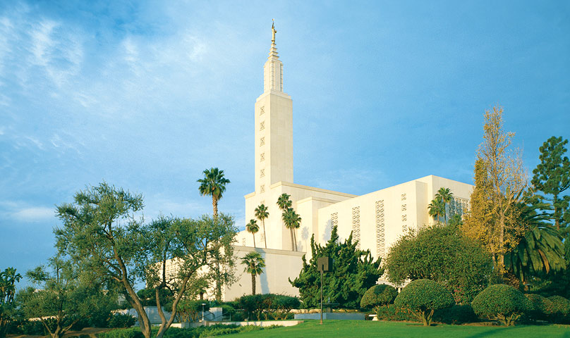 Los Angeles California LDS Temple