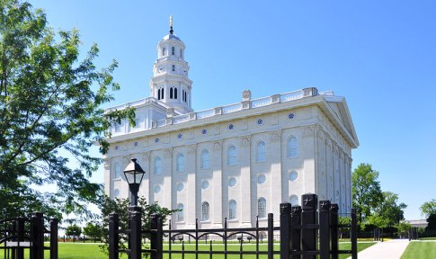 Nauvoo Illinois LDS Temple