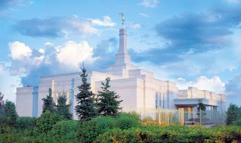 Regina Saskatchewan LDS Temple