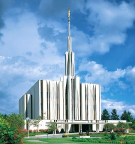 Seattle Washington LDS Temple