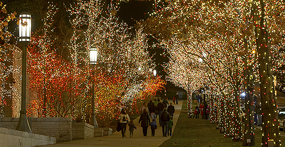 2015 Temple Square Christmas Lights And Concerts Church