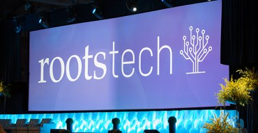 RootsTech Family History Confernce Stage