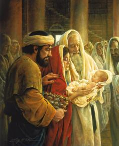 A Light to the Gentiles, by Greg Olsen