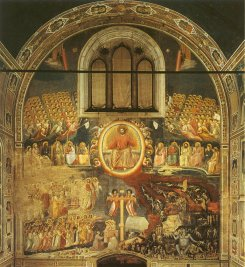 The Last Judgment, by Giotto
