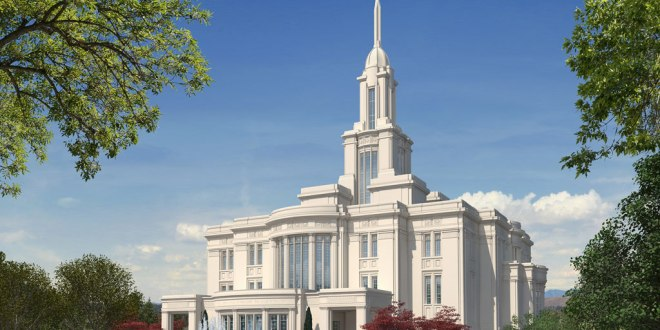 New Temples 2015