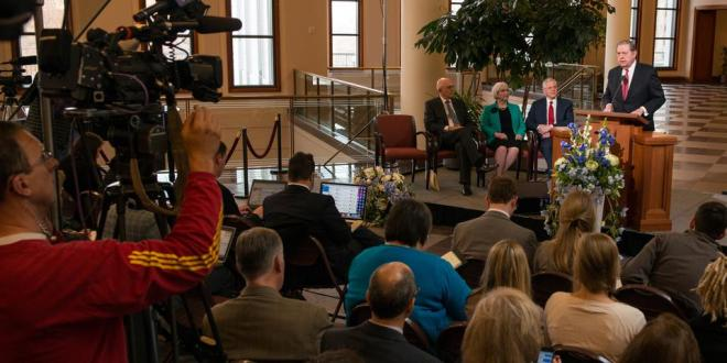LDS Church News Conference
