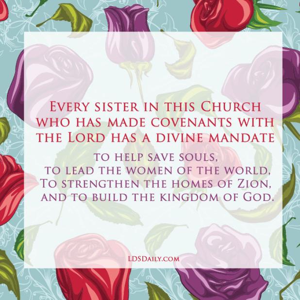A Divine Mandate