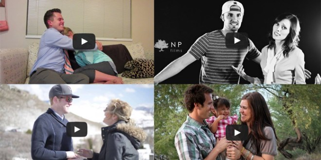 6 of the Best LDS Birth Announcement Videos for Mother's Day