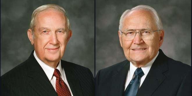 Elder L. Tom Perry to Be Treated for Cancer, Elder Scott Hospitalized