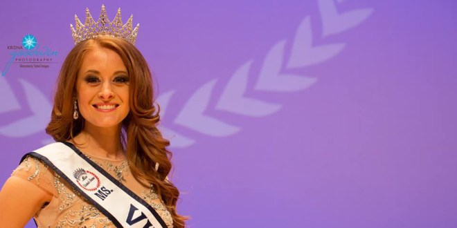 Returned Mormon Missionary Wins Ms. Virginia Pageant