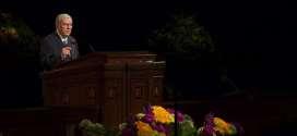Elder M. Russell Ballard's BYU Women's Conference Talk to Be Streamed Live