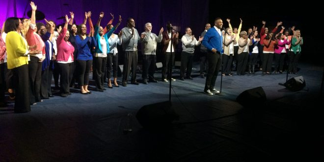 PHOTOS: BYU Women's Conference Night of Entertainment