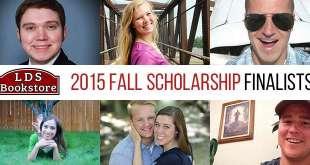 VOTE NOW: 2015 LDS Bookstore Scholarship Finalists