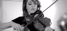 """Lindsey Stirling Joins Echosmith for New Version of """"Bright"""""""