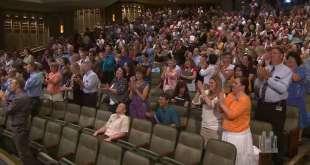 Watch the Mormon Tabernacle Choir React to European Tour Announcement