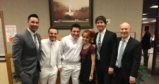 Lindsey Stirling, Piano Guys Help with Miracle Conversion Story