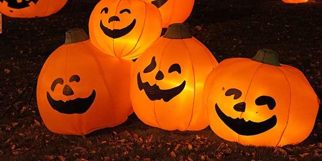 Jesus and Jack-o-Lanterns - Halloween FHE Lesson